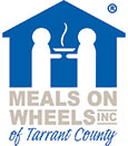 Meals On Wheels of Tarrant County Logo